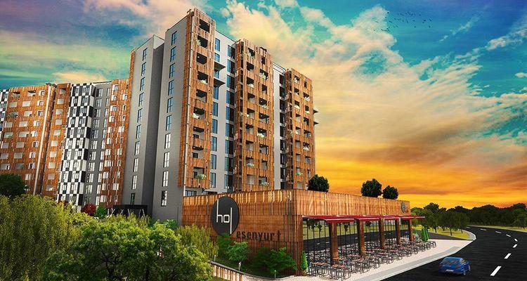 Hol Park Esenyurt Fiyatları 270 Bin TL'den Başlıyor