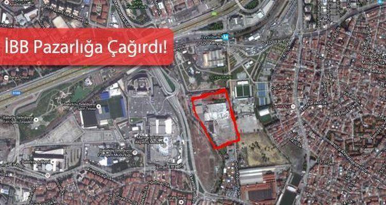 Akın Tekstil'in Bakırköy Osmaniye Arazisi Kamulaştırılıyor