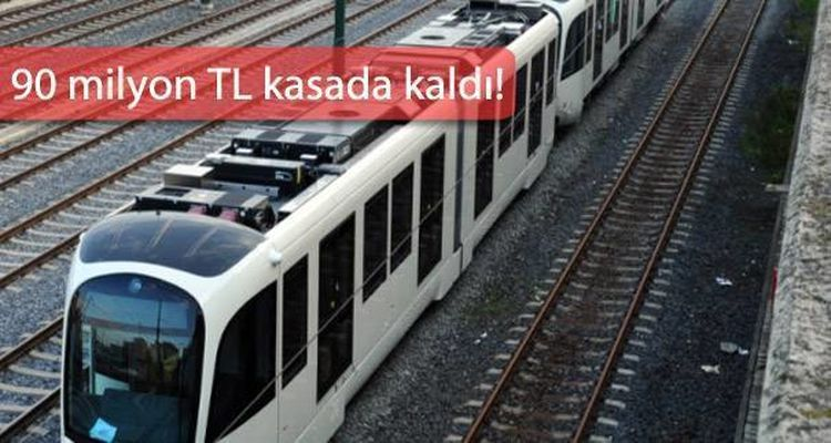 18. Yüzde Yüz Yerli Tramvay Raylara İndi