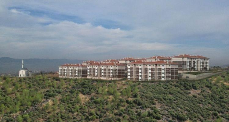Kırşehir Kaman Toki Evleri Sözleşmeleri Başladı