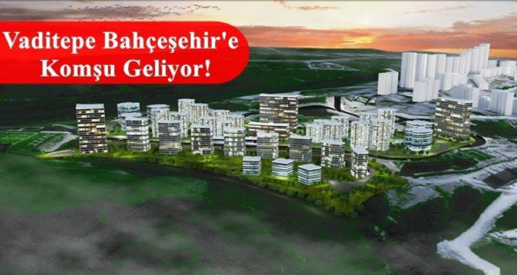 Kiptaş'tan Bin 799 Konutluk Yeni Proje