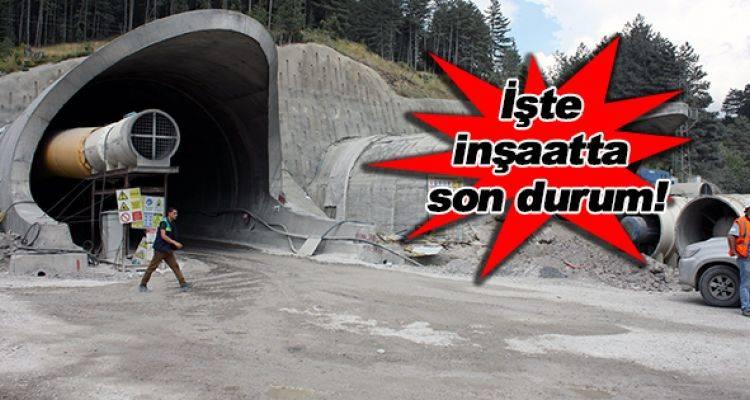 Ilgaz Tüneli Ne Zaman Açılacak?