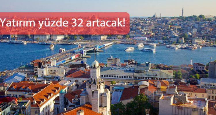 İstanbul'a 2016'da 16 Katrilyonluk Yeni Yatırım