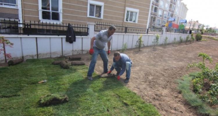 Şehit Asteğmen Umut Karakaş Parkı Satılmıyor!