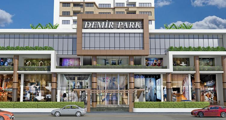 Demir Park Esenyurt'ta 350 Bin TL'ye 2+1