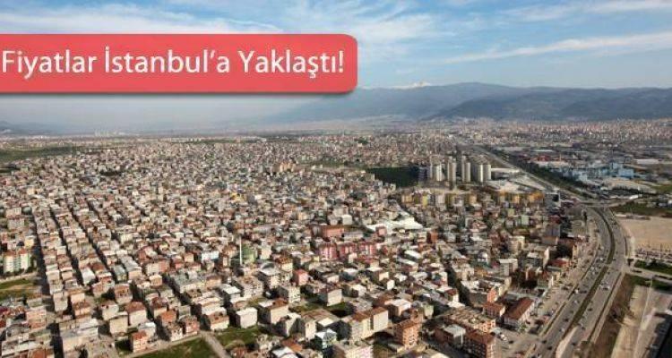 Anadolu'nun Bu İlleri Konut Yatırımında İstanbul'la Yarışıyor