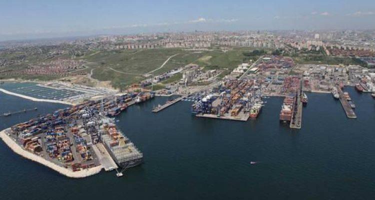 Derince Limanı'na 350 Milyon Dolarlık Yatırım