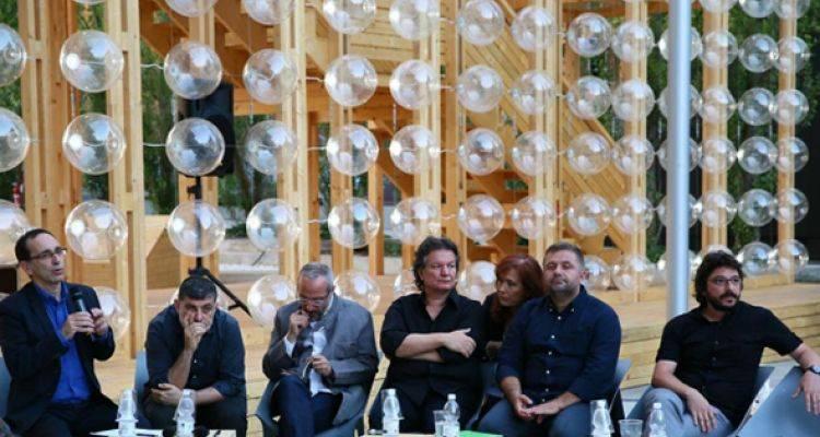 Türk Mimarlar Roma'da Kentsel Dönüşümü Anlattı