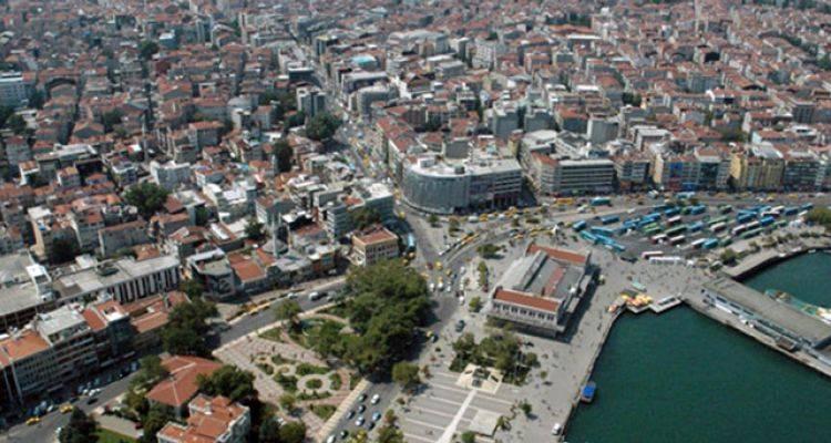 Kadıköy Belediyesi'nden Kat Karşılığı İnşaat!