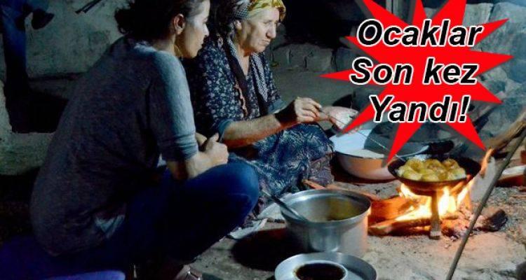 Asırlık Köy Boşaltılıyor!