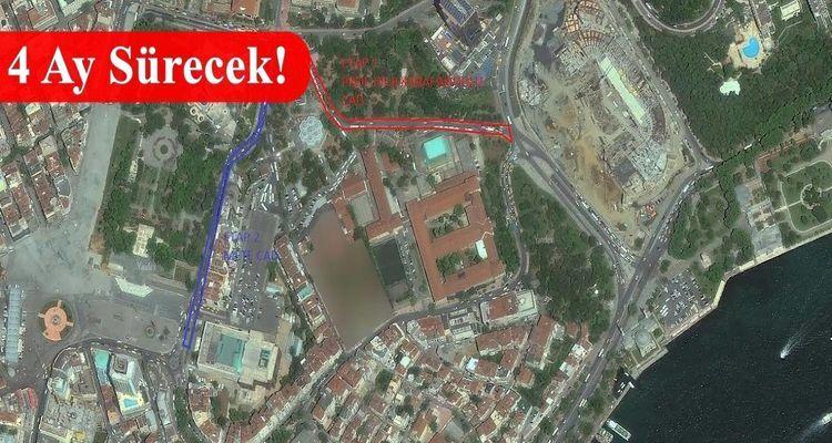 Taksim Meydanı Düzenleme Projesinde 2. Etap Çalışmaları Başlıyor