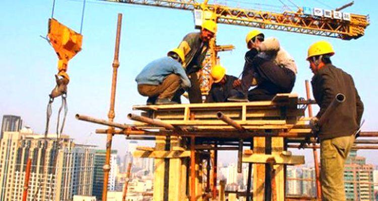 İnşaat Sektörü'nde Çalışma Saati Azaldı Maaşlar Arttı