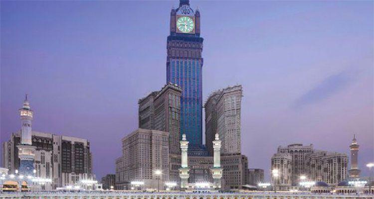 Mekke'deki Hacer Tower'a Türkiye'den Yoğun İlgi