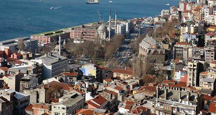 Beyoğlu'nda Kentsel Dönüşüm Hangi Mahalleden Başlayacak?