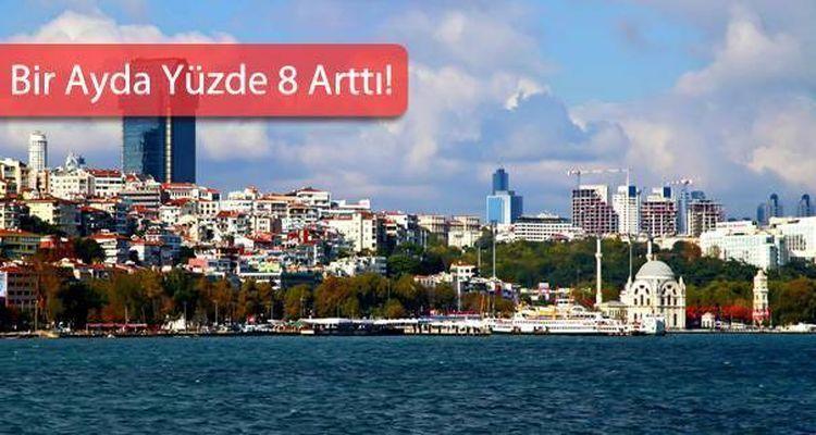 İstanbul'da 2016'da En Çok Bu İlçe Kazandırdı
