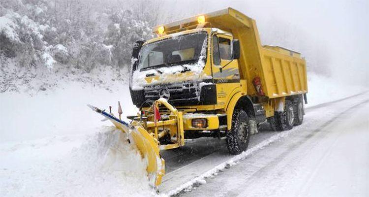 İBB  Kış Çalışmalarına Start Verdi