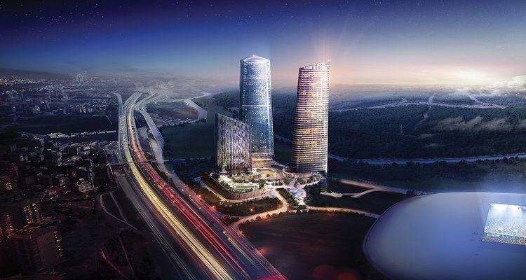 Skyland İstanbul 424 Bin Liradan Başlayan Fiyatlarla