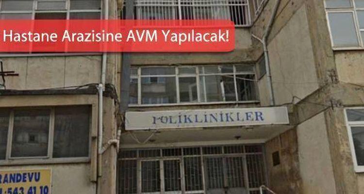 Bakırköy Eski Kadın Doğum Hastanesi Arazisi İhaleye Çıkıyor