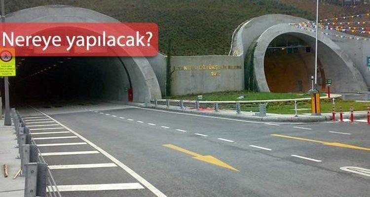İstanbul'a 5 Yeni Karayolu Tüneli Geliyor