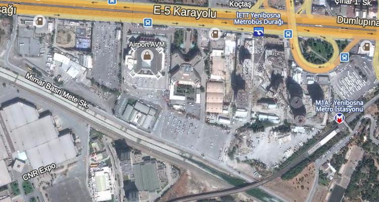 İBB Ataköy Uluslararası Gençlik Merkezi İçin Düğmeye Bastı