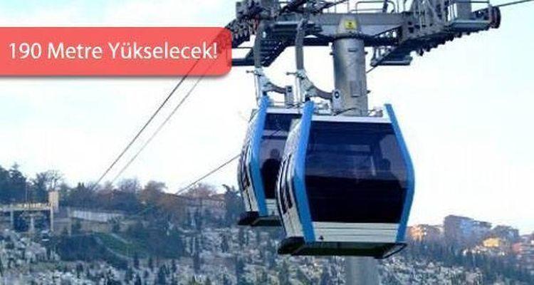 Beykoz Teleferik Projesi Turizmi de Yukarı Taşıyacak