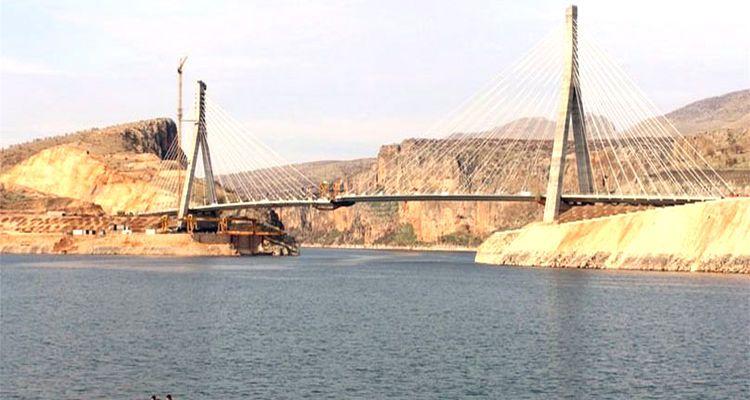 Türkiye'nin Üçüncü Büyük Köprüsü Tamamlandı