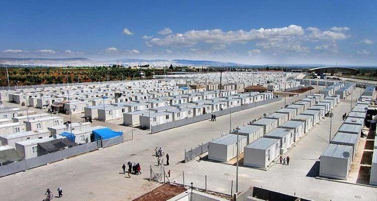 TOKİ'den Suriyelilere Özel 3 Yeni Konteyner Kent