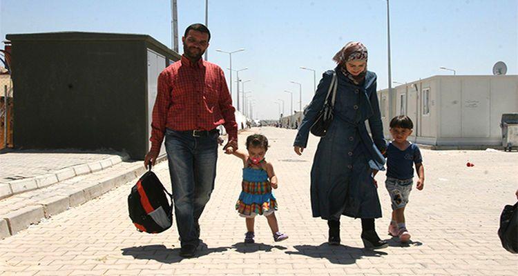 Türkiye'de Kaç Suriyeli Sığınmacı Var?