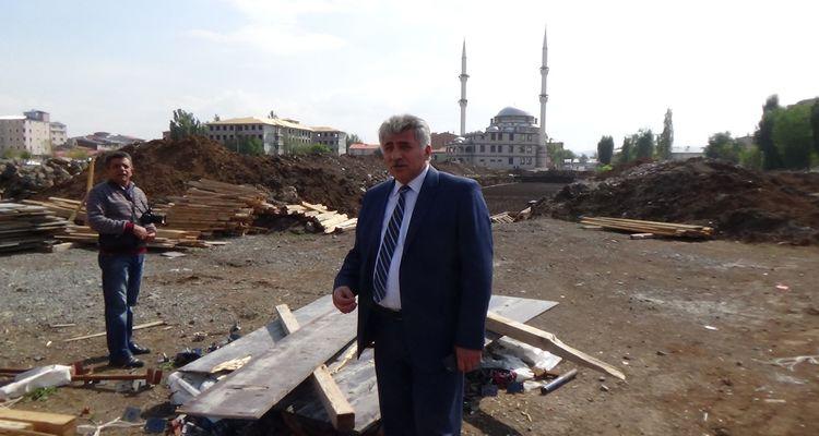 Kars'ta Yeni Stadyumun Yapımına Başlandı!