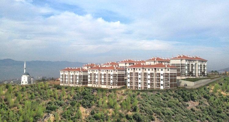 Toki'den Kırşehir'e Kentsel Dönüşüm Projesi