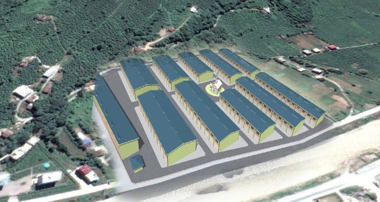 Trabzon Araklı Küçük Sanayi Sitesi İhalesi Bugün
