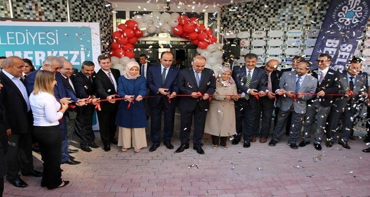 Konya Selçuklu'da 78 Nolu Aile Sağlığı Merkezi Açıldı!