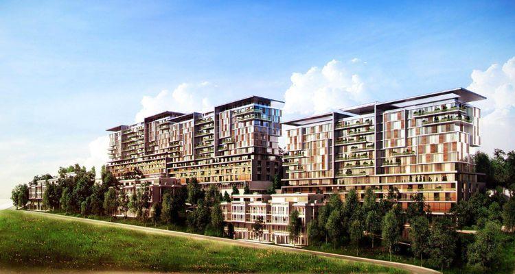 Lake 360 Projesi Bursa Orhangazi'de Yükseliyor