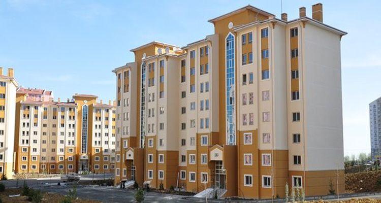 TOKİ'den Karaman OSB Çalışanlarına Özel 428 Konutluk Proje
