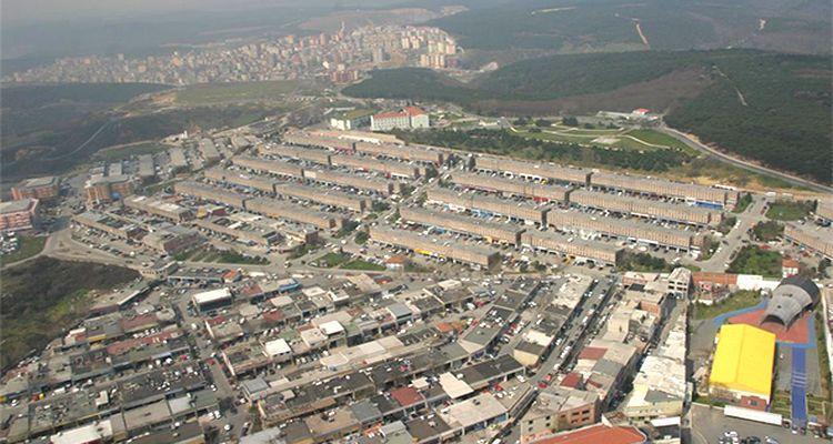 Maslak Oto Sanayi'de Kentsel Dönüşüm Kilitlendi