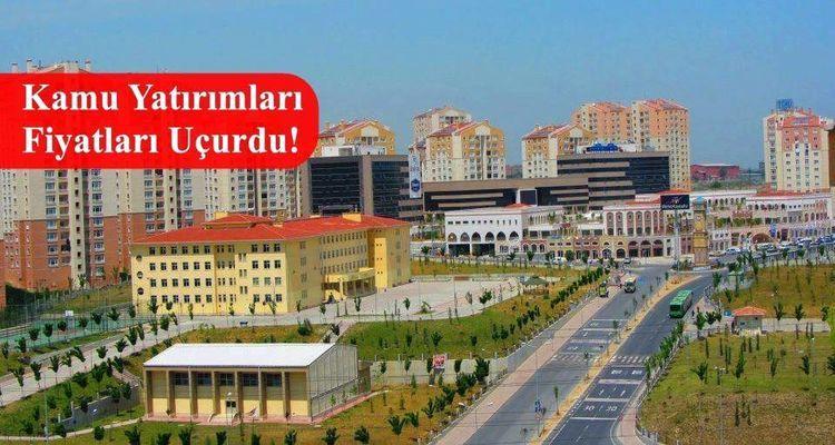 İstanbul'un Bu Bölgesinde Fiyatlar Son 2 Yılda Yüzde 47 Arttı