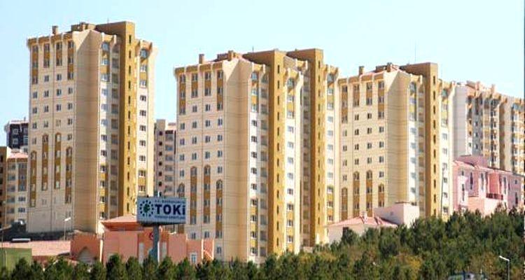 TOKİ'den Bursa İznik'e 165 Konutluk Yeni Proje