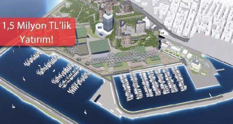 Dati Holding İstanbul Turizm Merkezi Projesine Onay Çıktı