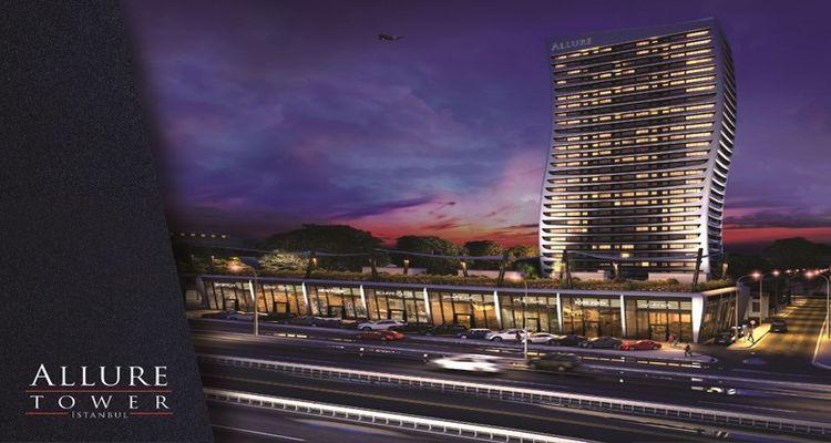 Allure Tower Projesi Şubat 2016'da Teslim!