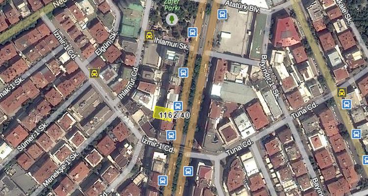 Özelleştirme İdaresi'nden Ankara Kızılay'da Satılık Mağaza