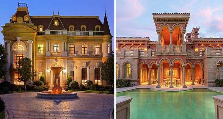 Tasarımlarıyla Büyüleyen 50 Villa