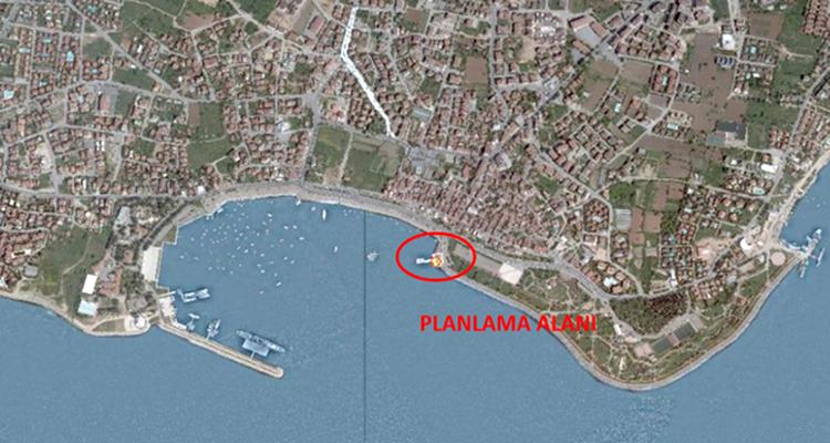Tuzla Deniz Otobüsü İskelesi İmar Planı Askıya Çıktı