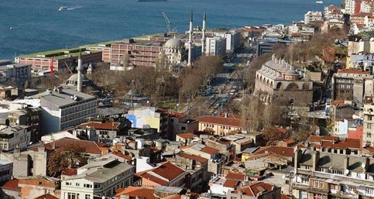 Kentsel Dönüşüm Beyoğlu'nda Emlak Fiyatlarını Arttı