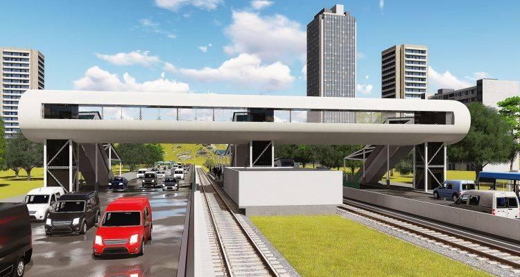 Bursa T2 Tramvay Hattı Durakları