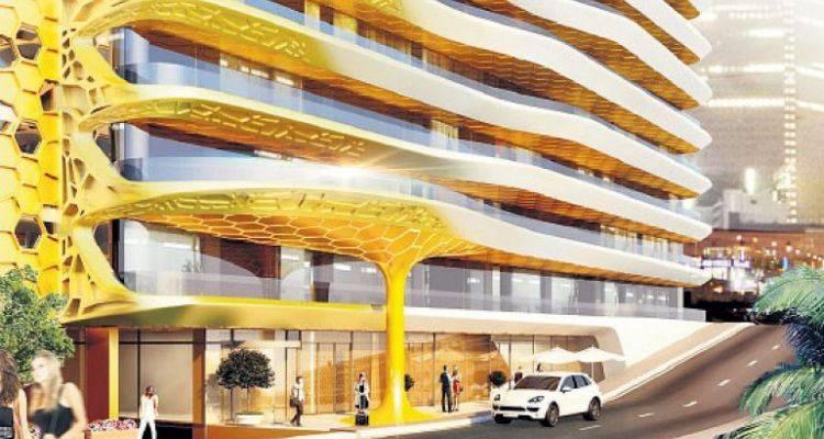Dap Yapı Taksim Petek Residence Fiyatları 700 Bin Dolardan Başlıyor