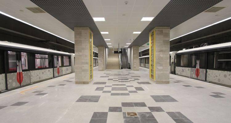 İBB İstanbul'da 10 Yeni Metro Hattı İçin Düğmeye Bastı