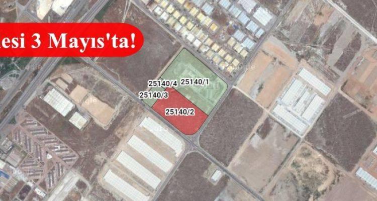 Konya Büyükşehir Belediyesi'nden Karatay'da Satılık Arsa