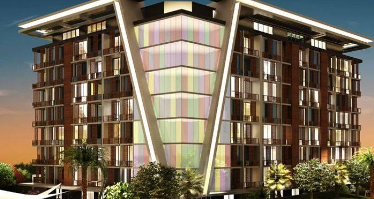 Vera Residence'ta 240 Bin Liraya Stüdyo Daireler