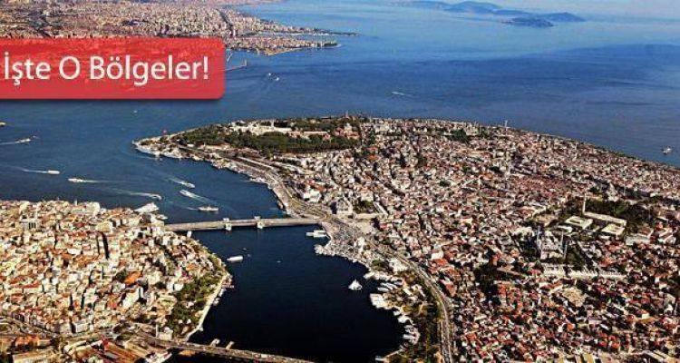İstanbul'un Konut Yatırımında En Çok Kazandıran Bölgeleri