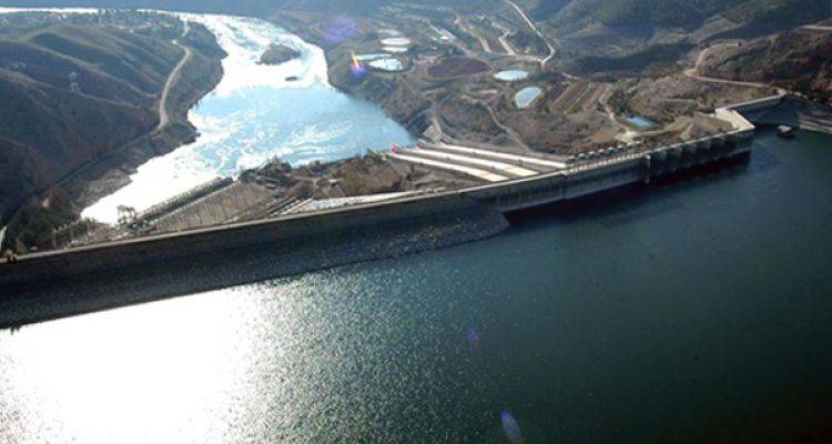 Antalya'ya 6 Yeni Baraj!
